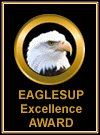Eagles Up Excellence Award